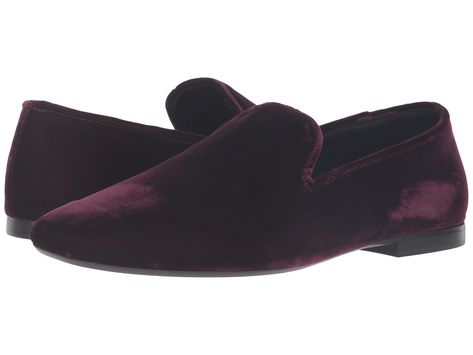 Vince - Bray (Oxblood Velvet) Women's Shoes