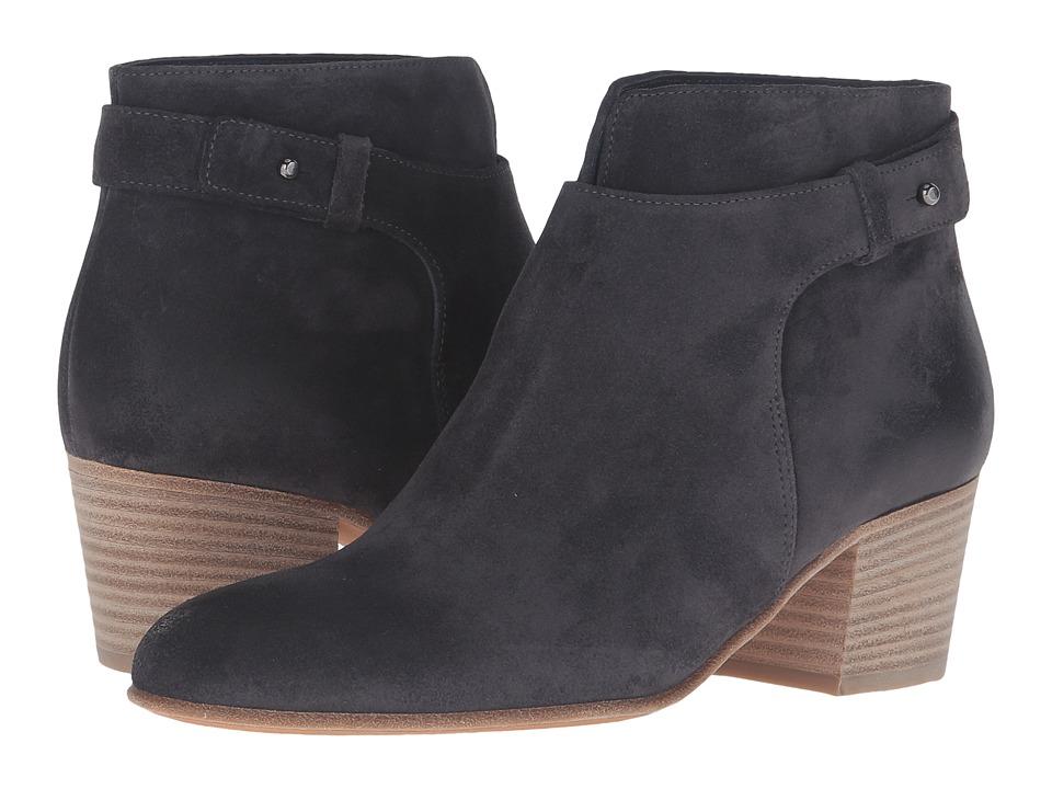 Vince - Harriet (Pewter Sport Suede) Women's Shoes