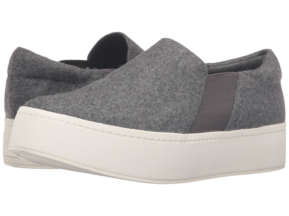 Vince - Warren (Grey Flannel) Women's Shoes