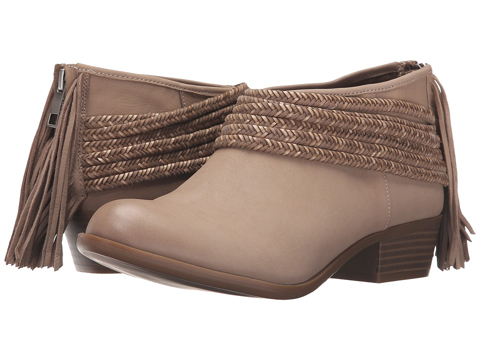 BCBGeneration - Craftee (Smoke Taupe Goat/Braided PU) Women
