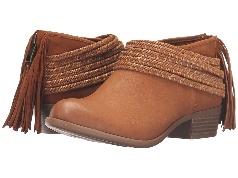 BCBGeneration Craftee (Camel Soft Goat/Braided PU) Women