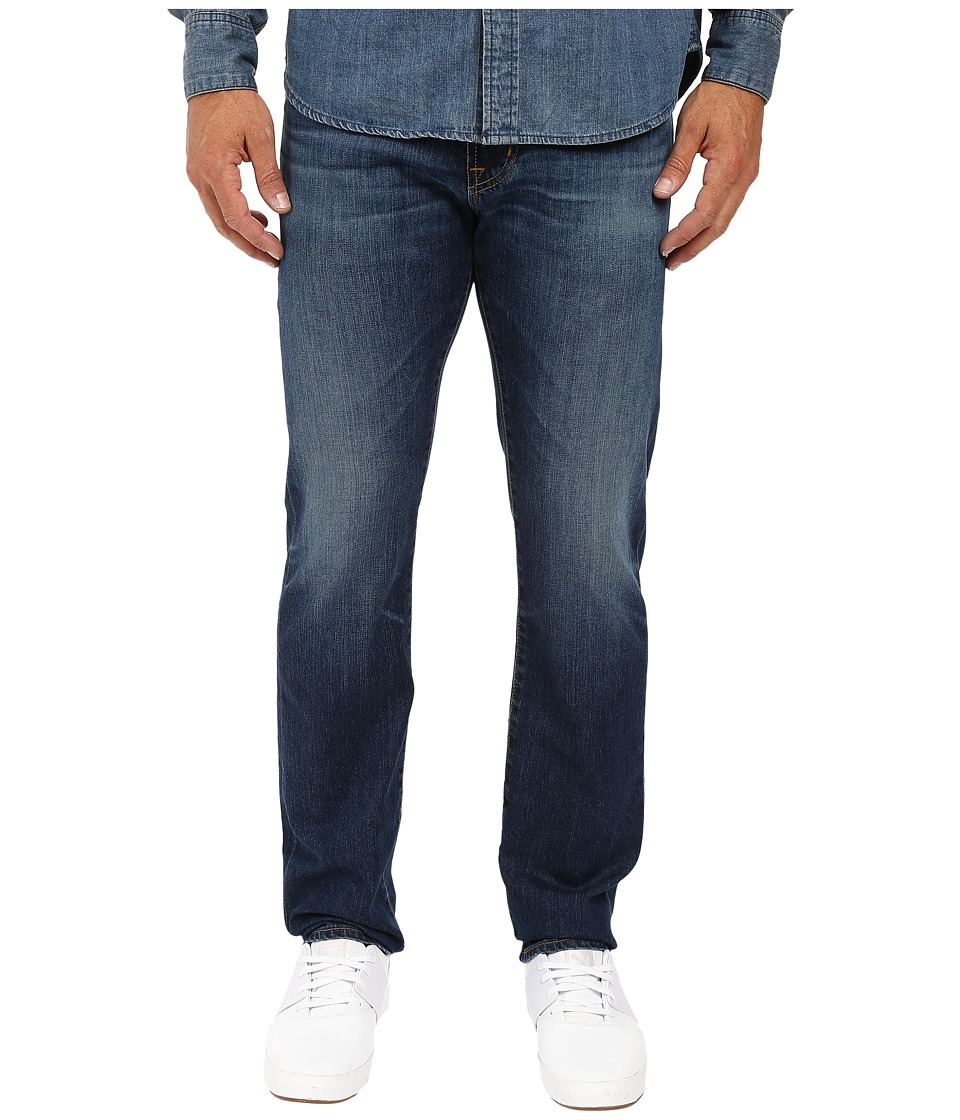 AG Adriano Goldschmied - Matchbox Slim Straight Jeans in Levee (Levee) Men's Jeans