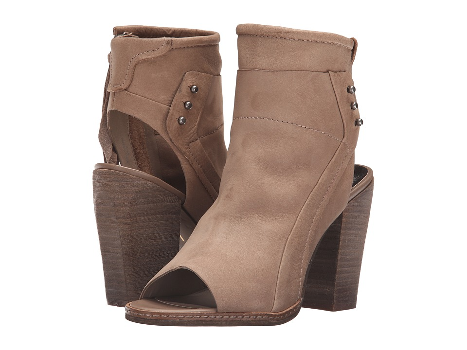 Dolce Vita - Niki (Taupe Nubuck) Women's Shoes