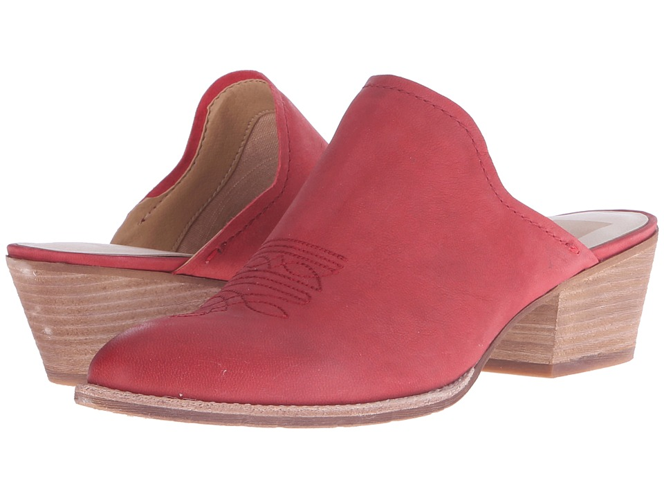 Dolce Vita - Shiloh (Red Nubuck) Women's Shoes