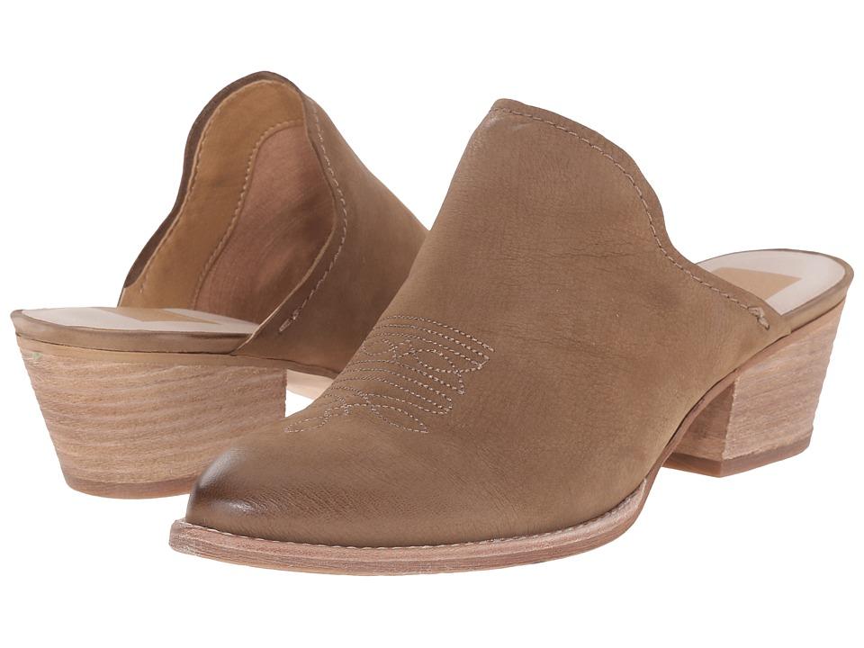 Dolce Vita - Shiloh (Olive Nubuck) Women's Shoes
