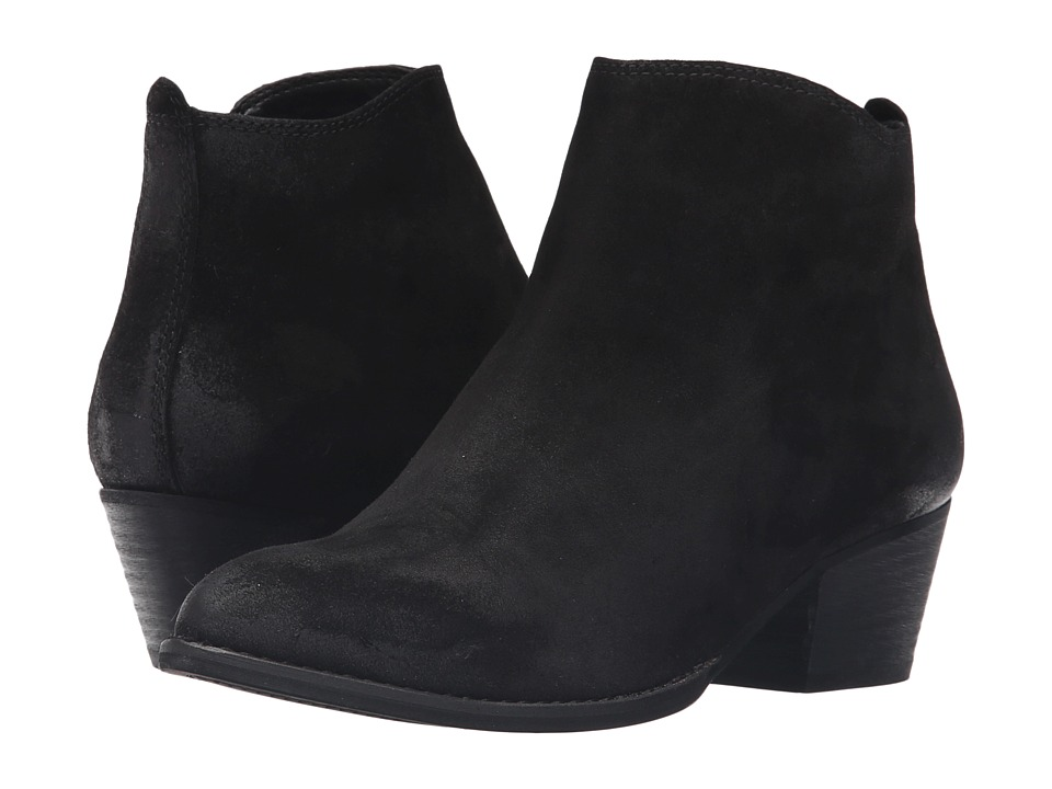 Dolce Vita - Slade (Black Suede) Women's Shoes
