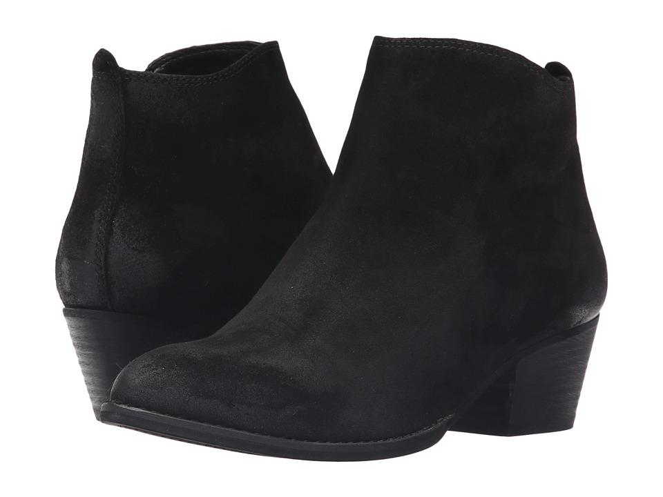 Dolce Vita - Slade (Black Suede) Women's Shoes