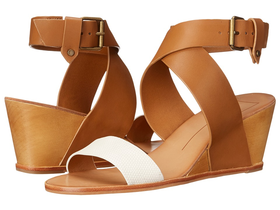 Dolce Vita - Lola (Caramel Multi Leather) Women's Shoes