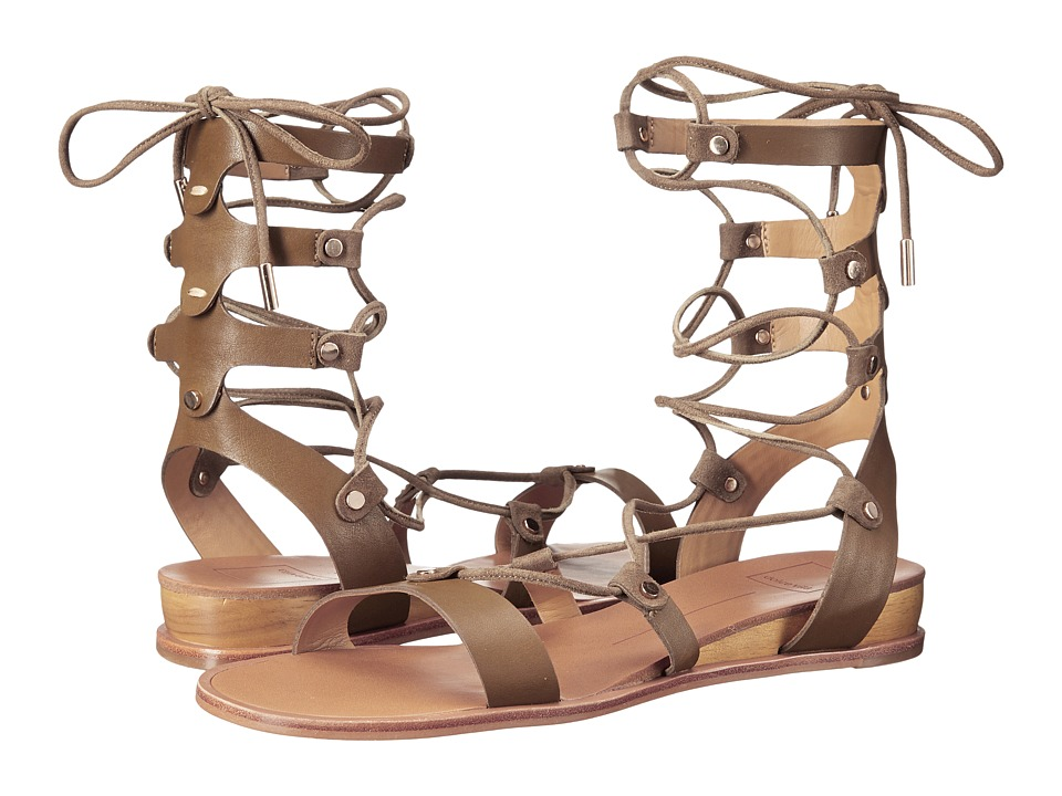 Dolce Vita Pax (Olive Leather) Women