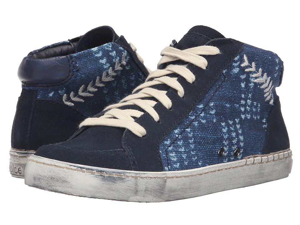 Dolce Vita - Zane (Blue Multi Fabric) Women's Shoes