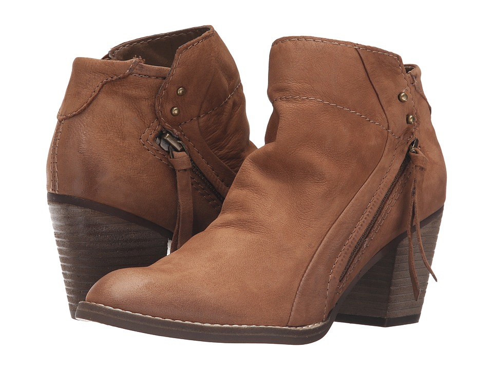 Dolce Vita - Jessie (Teak Nubuck) Women's Shoes