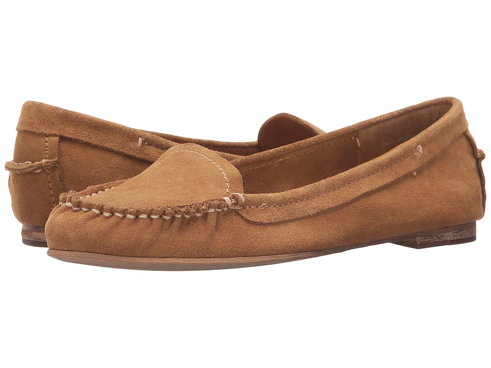Dolce Vita - Poppy (Camel Suede) Women's Dress Sandals