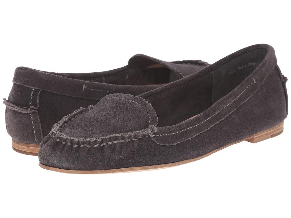 Dolce Vita - Poppy (Anthracite Suede) Women's Dress Sandals
