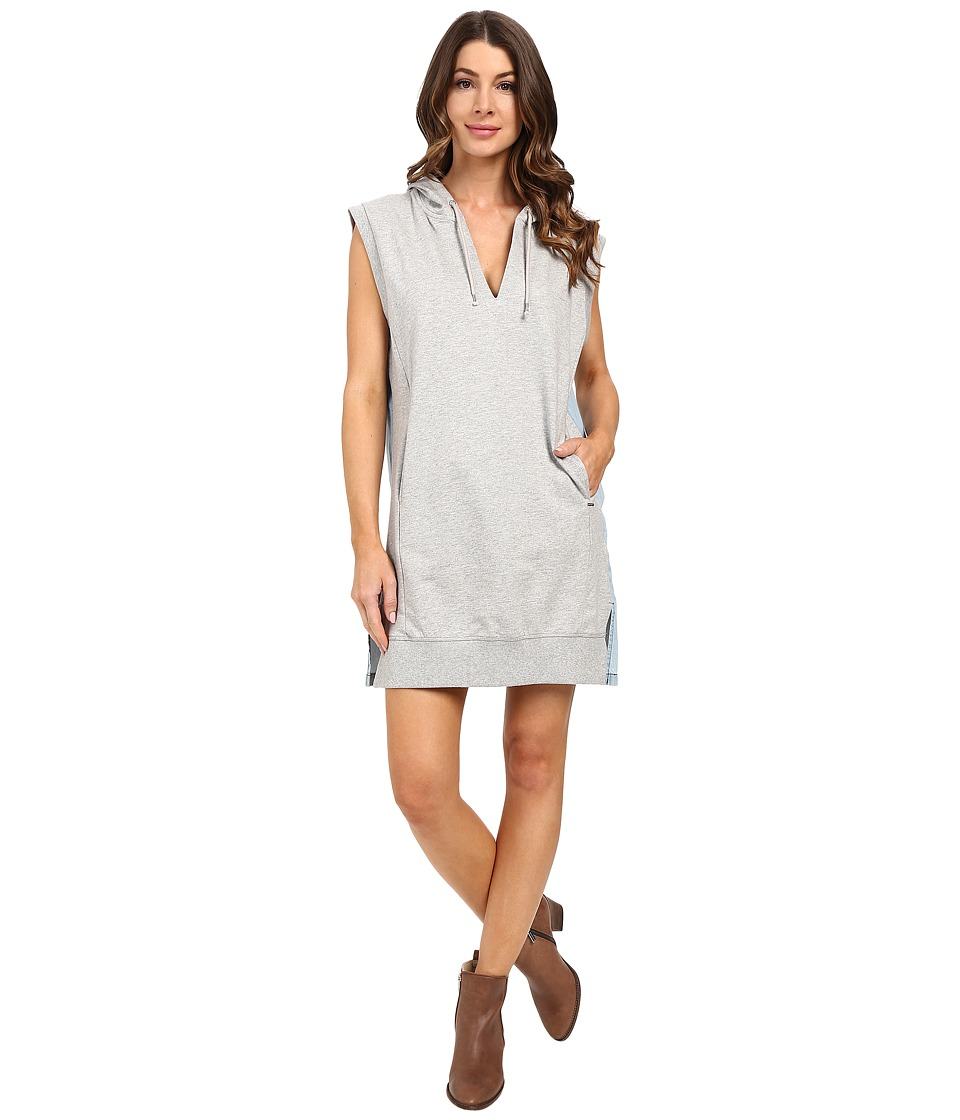 Diesel - D-Chin Dress (Light/Grey) Women's Dress