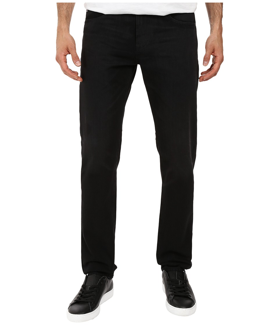 AG Adriano Goldschmied - Nomad Modern Slim Jeans in 2 Years Black Eagle (2 Years Black Eagle) Men's Jeans