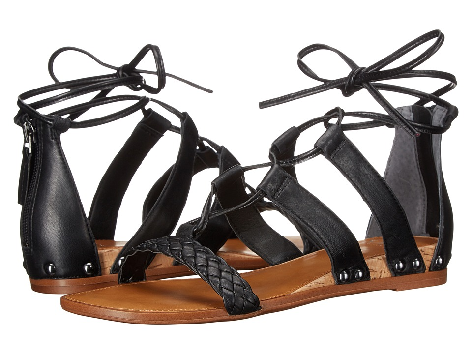 Franco Sarto - Pierson (Black Leather) Women's Shoes