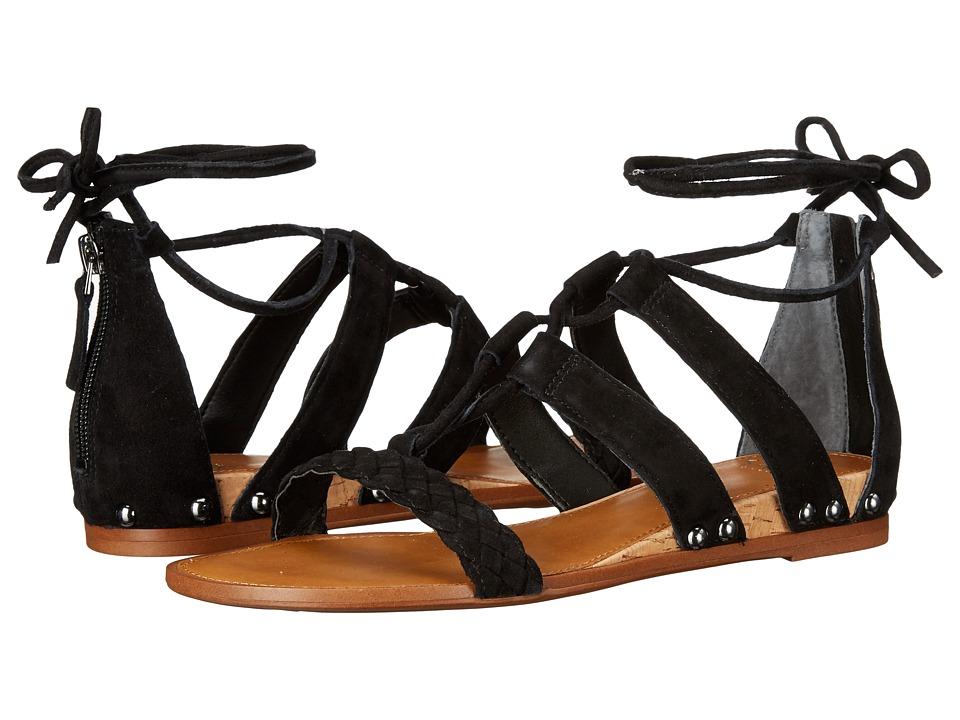 Franco Sarto - Pierson (Black Kid Suede) Women's Shoes