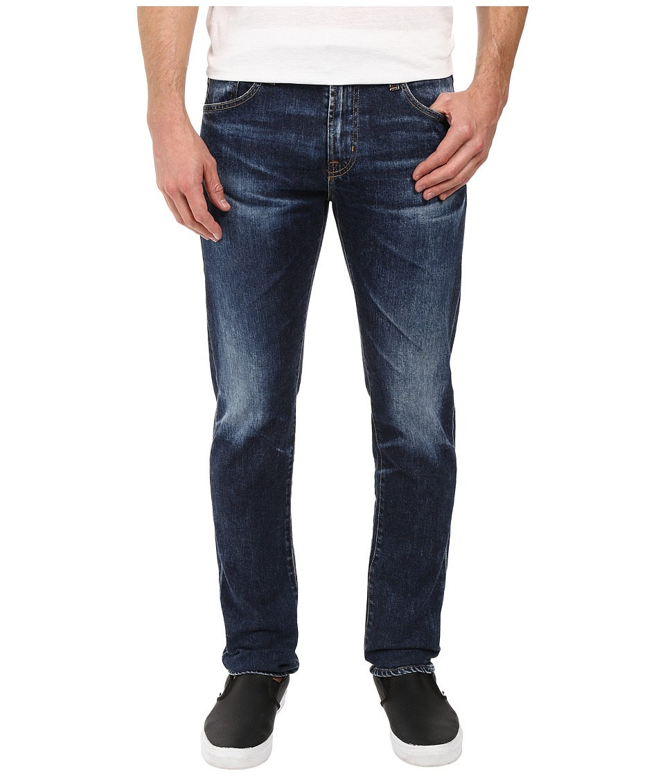 AG Adriano Goldschmied - Nomad Modern Slim Jeans in 9 Years Initial (9 Years Initial) Men's Jeans