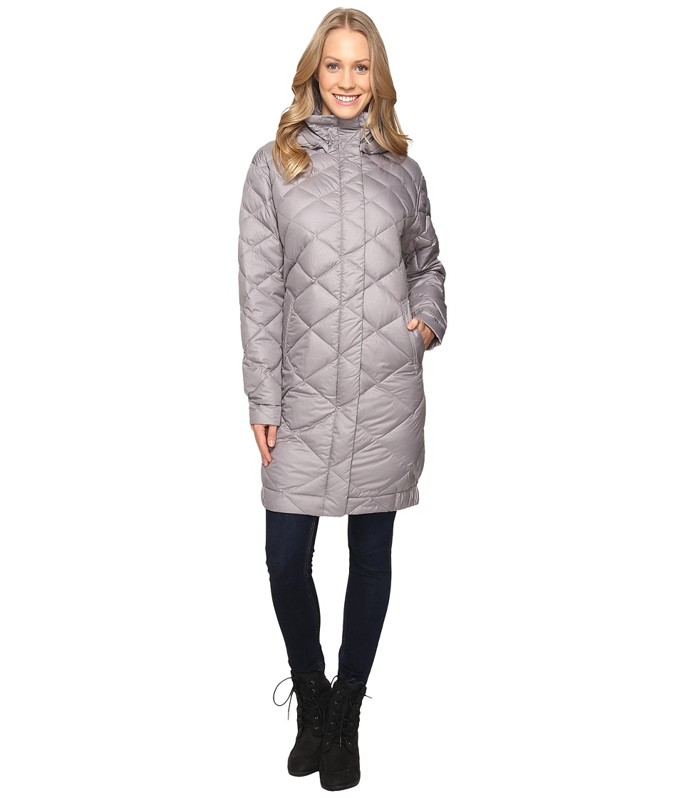NAU - Cocoon Down Trench (Ghost) Women's Coat