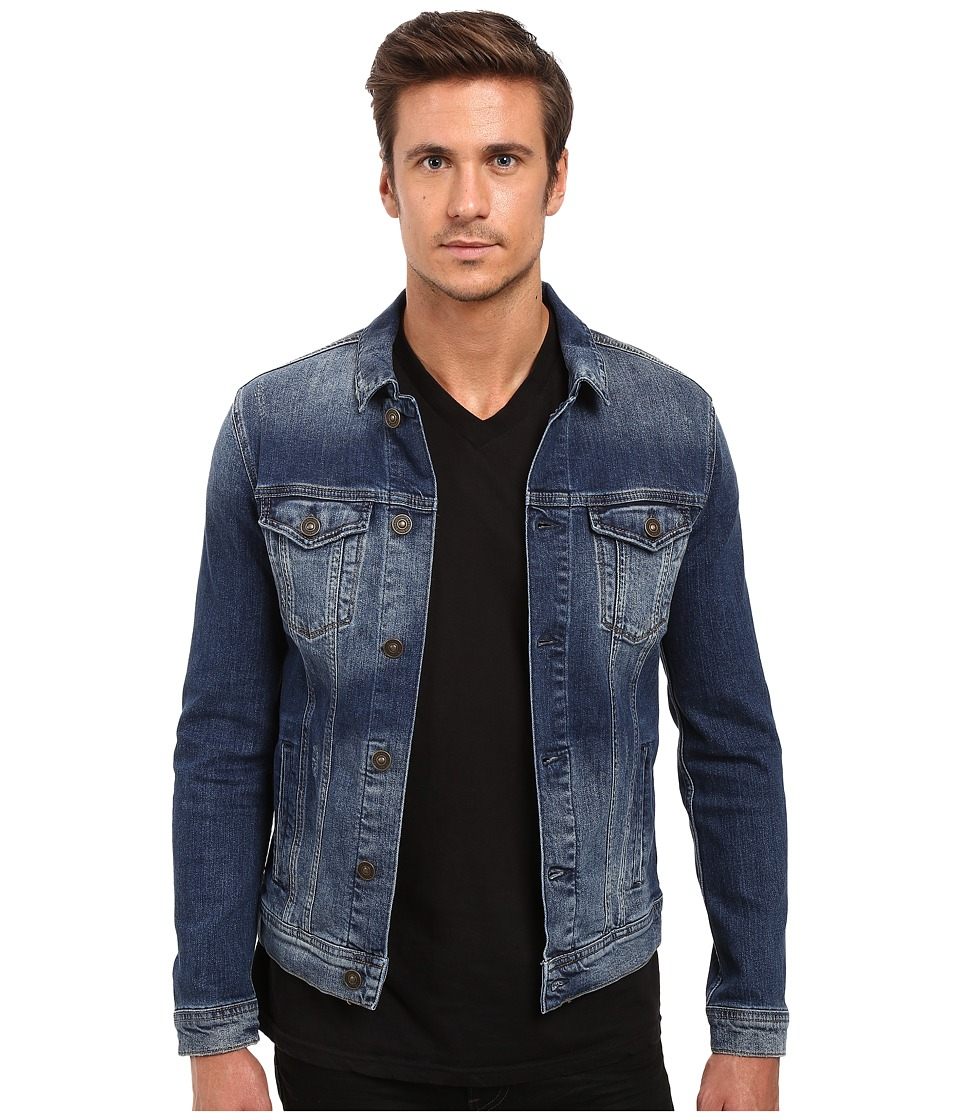 Mavi Jeans - Frank Jacket (Ripped and Repaired Comfort) Men's Coat