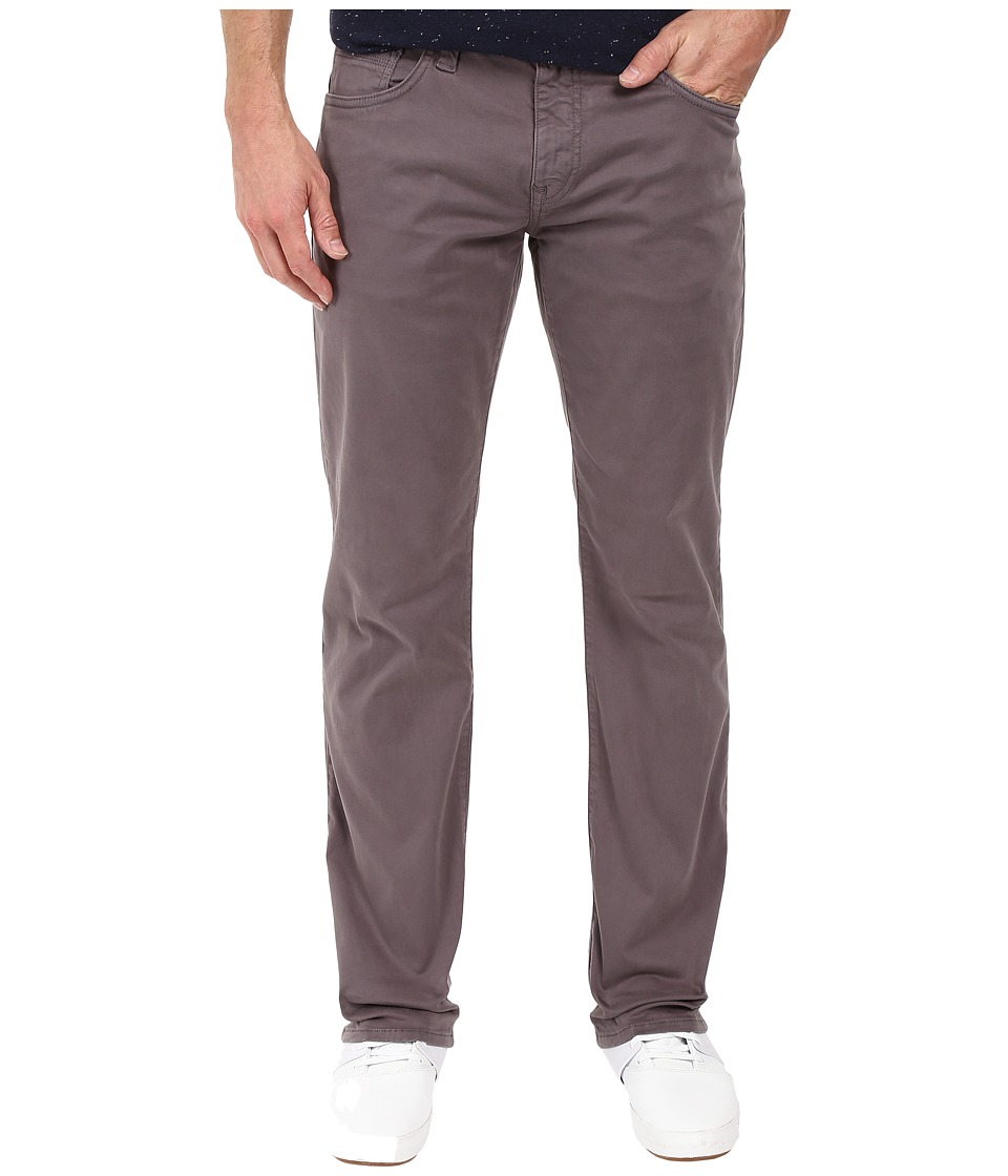 Mavi Jeans - Zach Classic Straight Leg Twill (Rabbit Twill) Men's Jeans