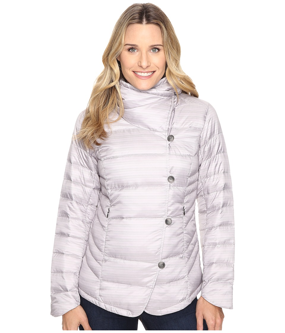 NAU - Imperial Down Jacket (Ghost Stripe) Women's Coat