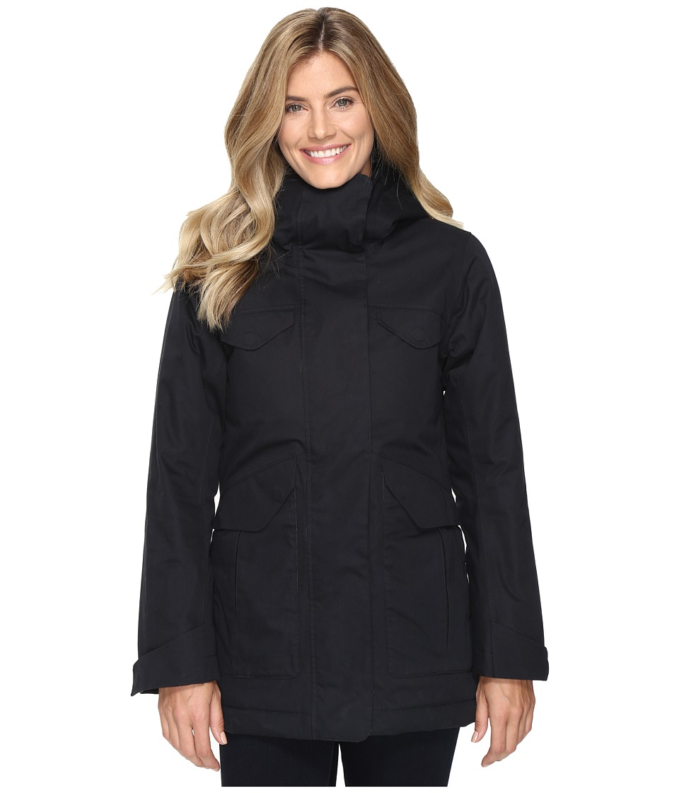 NAU - Oslo Down Jacket (Caviar) Women's Coat