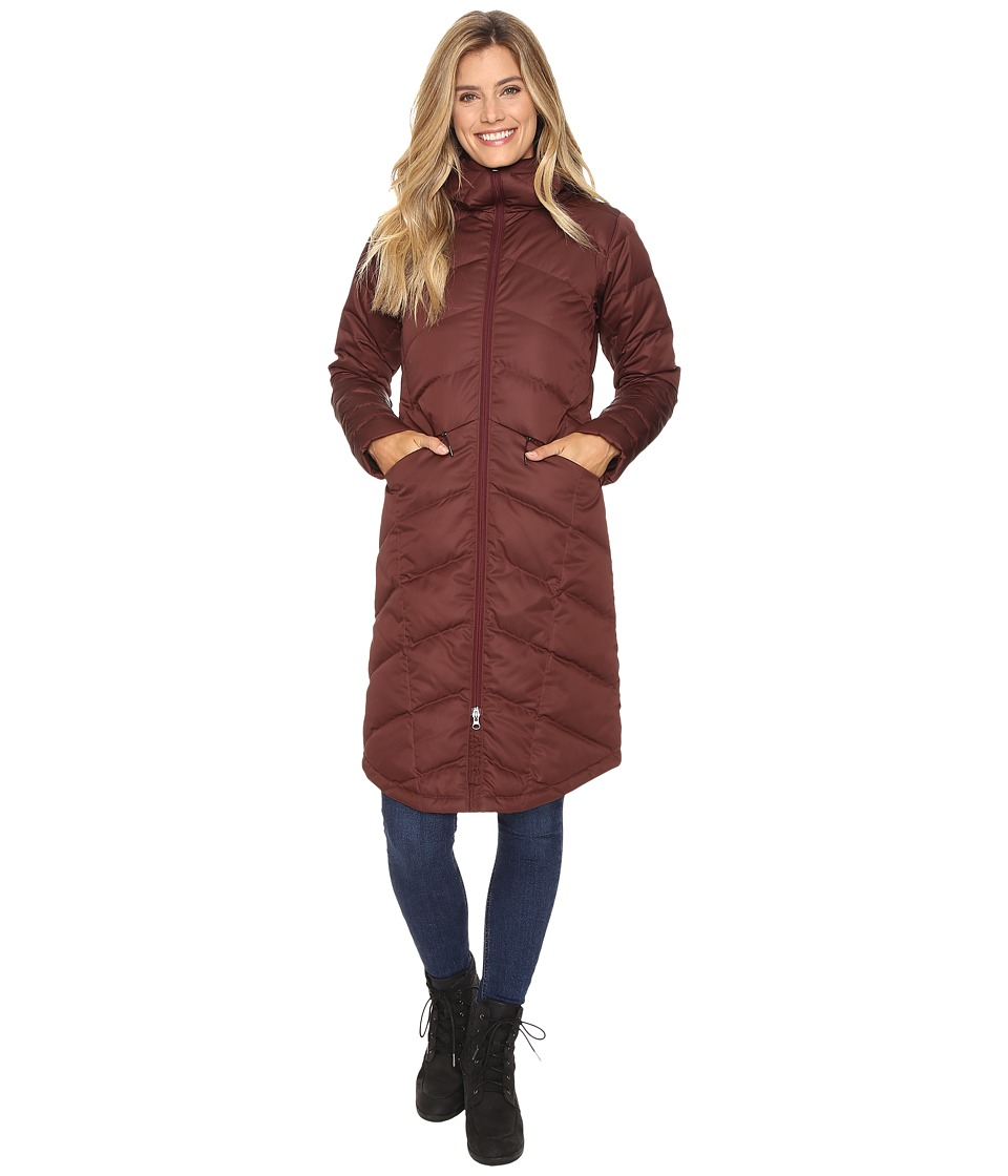 NAU - Oblique Down Trench (Redwood) Women's Coat