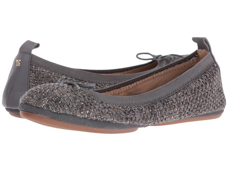 Yosi Samra - Sandrine Tweed (Smoke) Women's Shoes
