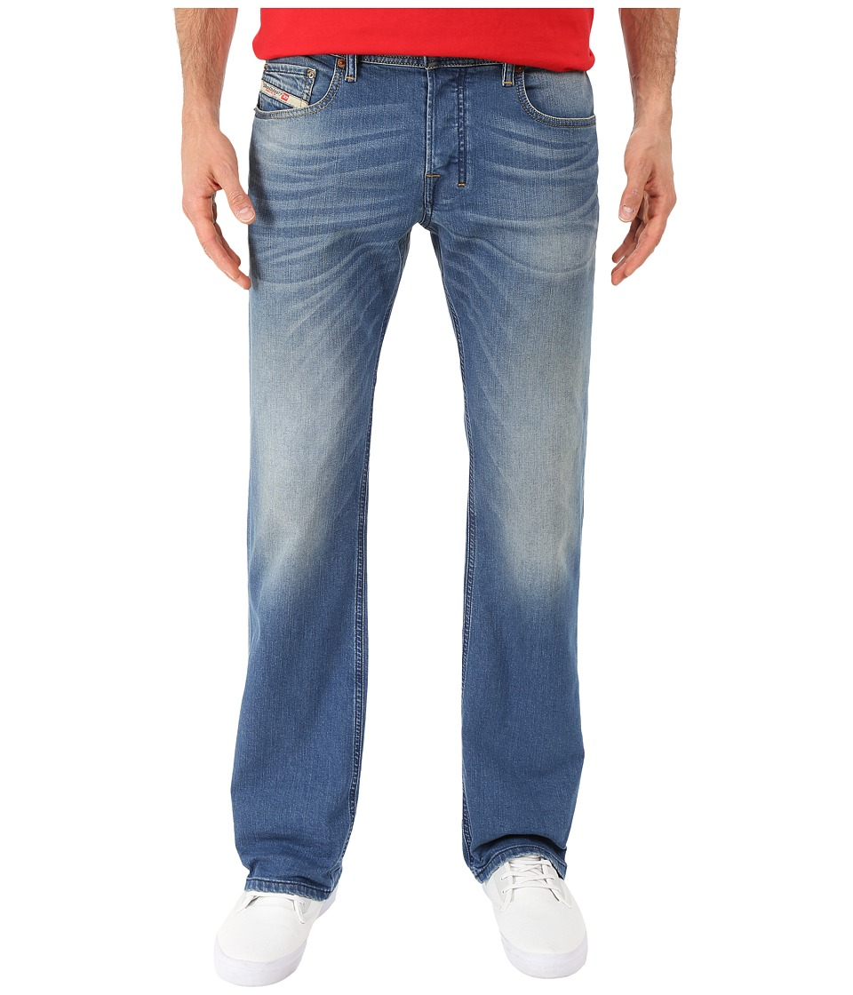 Diesel - Zatiny Trousers 0850W (Denim) Men's Jeans