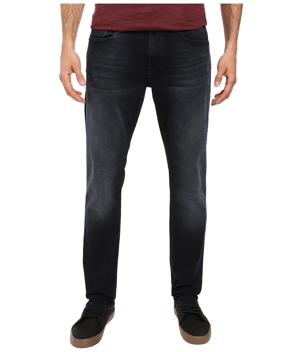 Mavi Jeans Jake Tapered Fit in Ink Brushed Williamsburg (Ink Brushed Williamsburg) Men