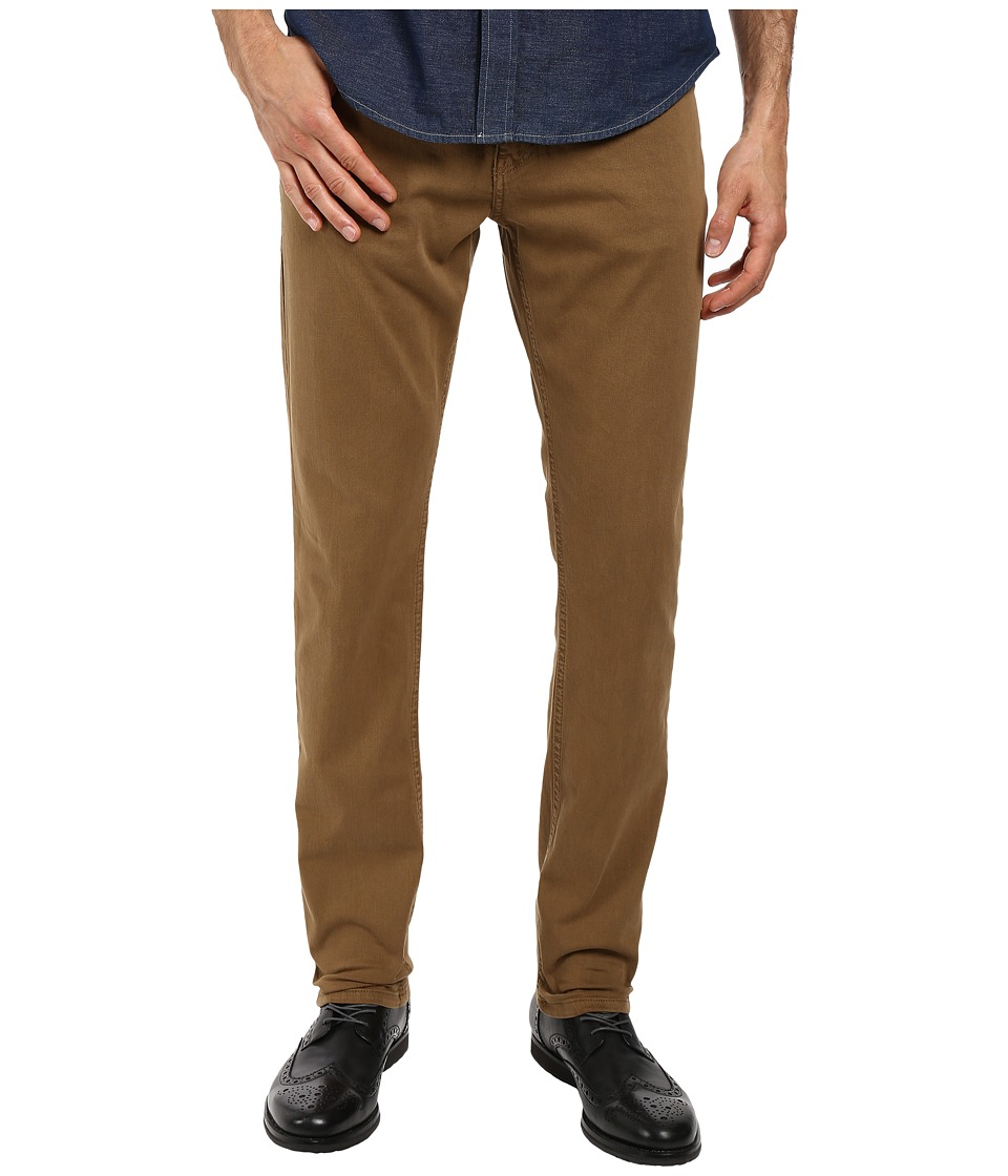 Mavi Jeans - Jake Tapered Fit in Mocca Colored Denim (Mocca Colored Denim) Men's Jeans