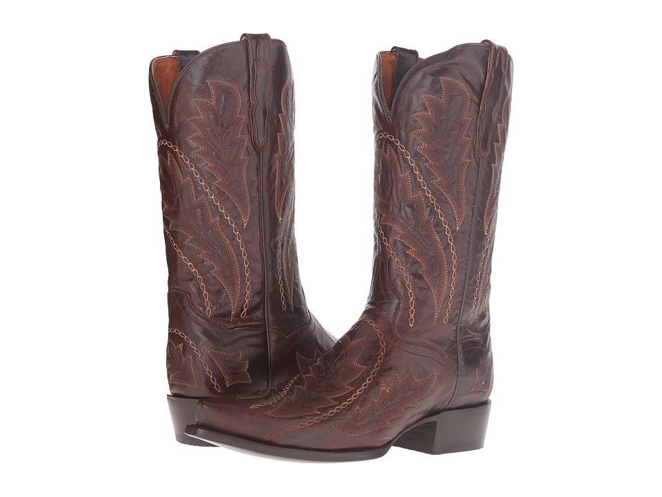 Dan Post - Trice (Chocolate) Cowboy Boots