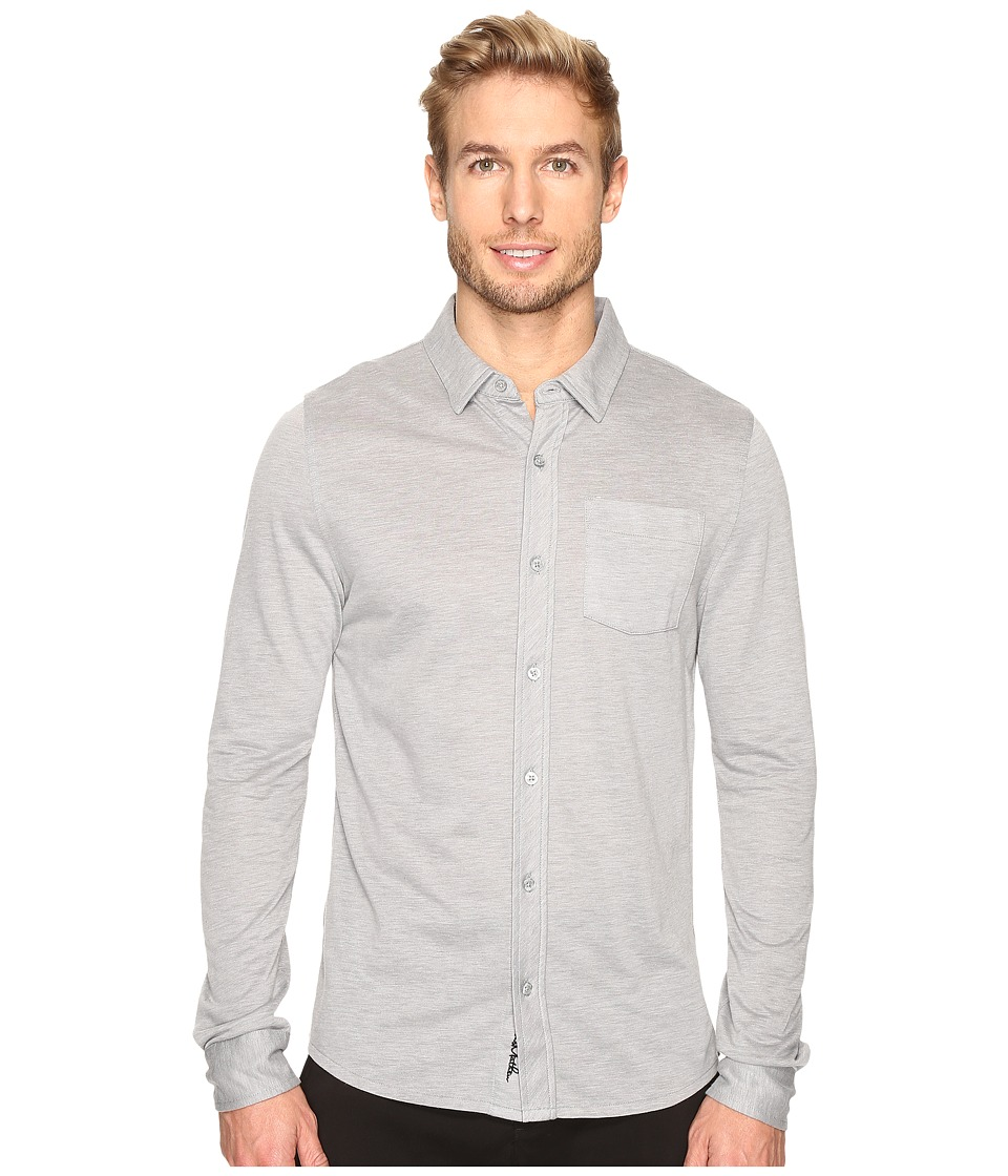 TravisMathew - Jeremy Woven (Quiet Shade) Men's Clothing