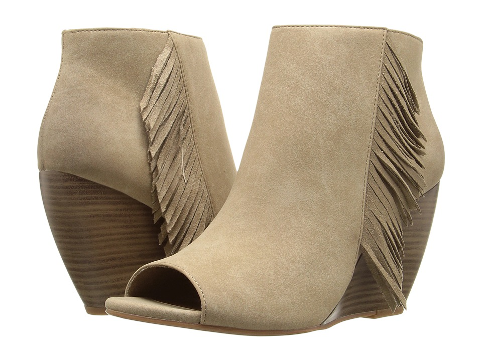 Ariat Unbridled Jaycee (Taupe Suede) Cowboy Boots