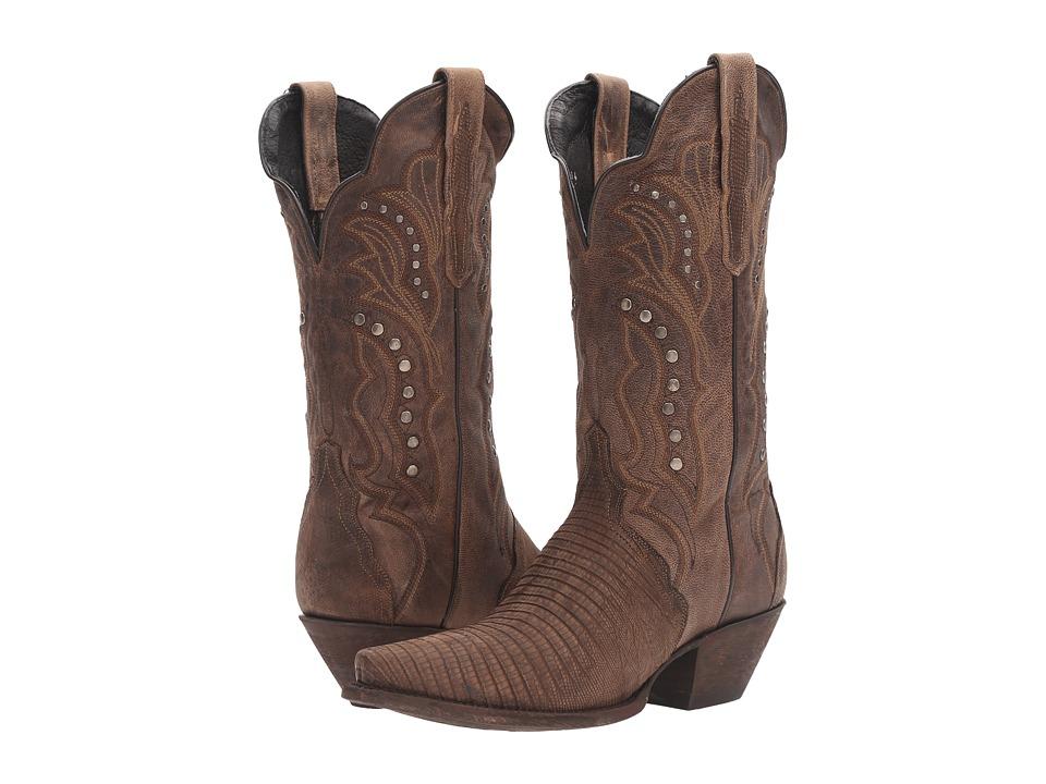 Dan Post Talisman (Sand) Cowboy Boots