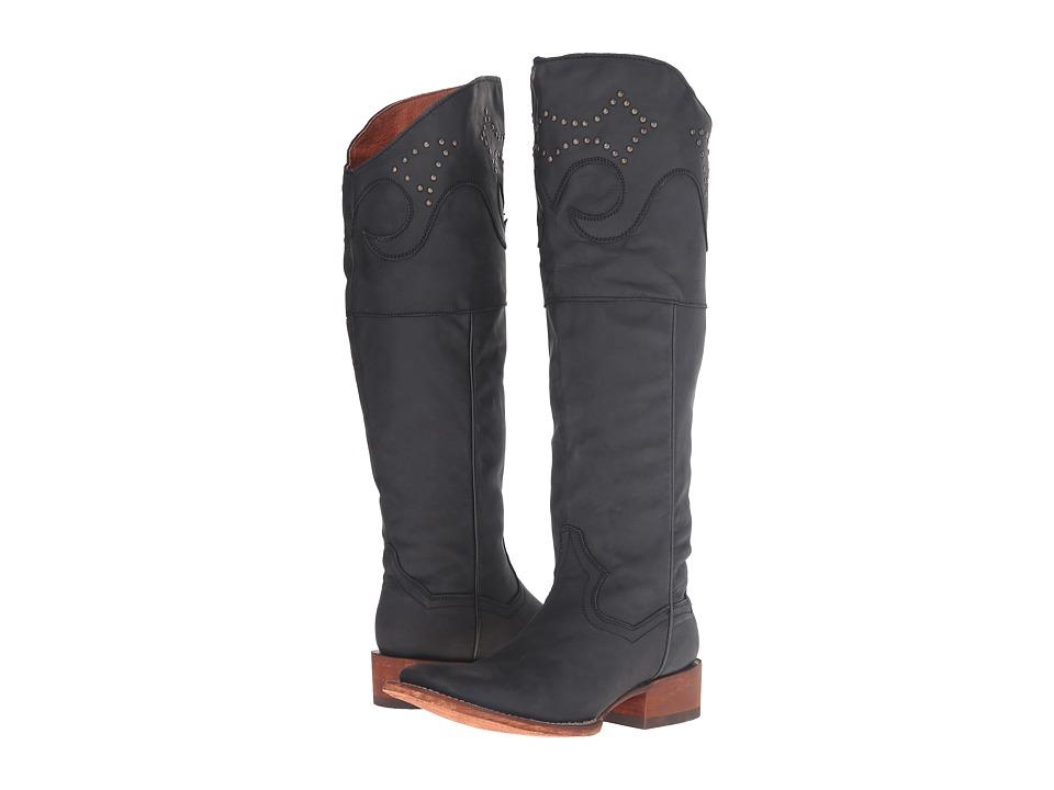 Dan Post - Misstaken (Black) Cowboy Boots