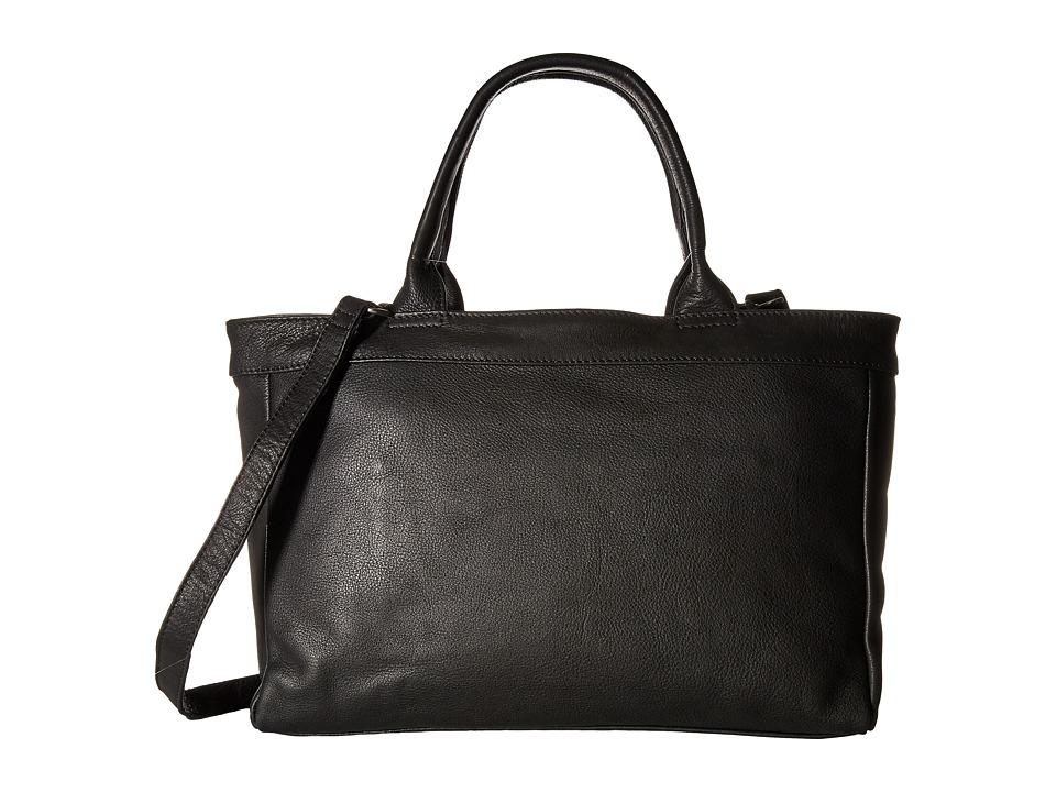 COWBOYSBELT - Ferness (Black) Handbags