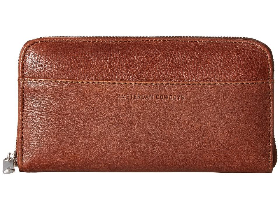 COWBOYSBELT - Farlary (Cognac) Handbags