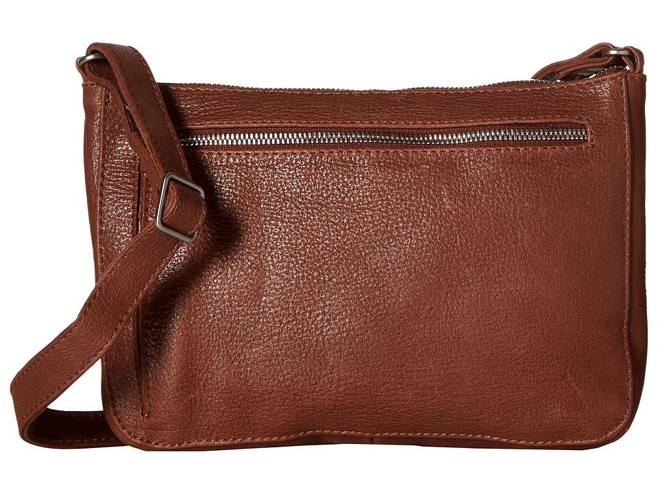 COWBOYSBELT - Keistle (Cognac) Handbags