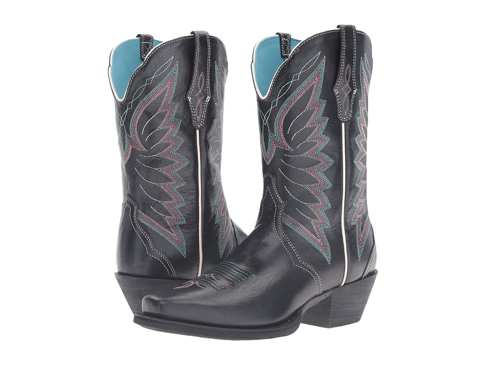 Ariat - Autry (Old Black) Cowboy Boots