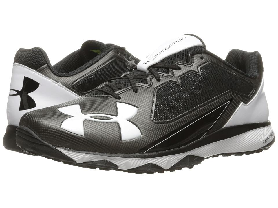Under Armour - UA Deception Trainer (Royal/White) Men's Shoes