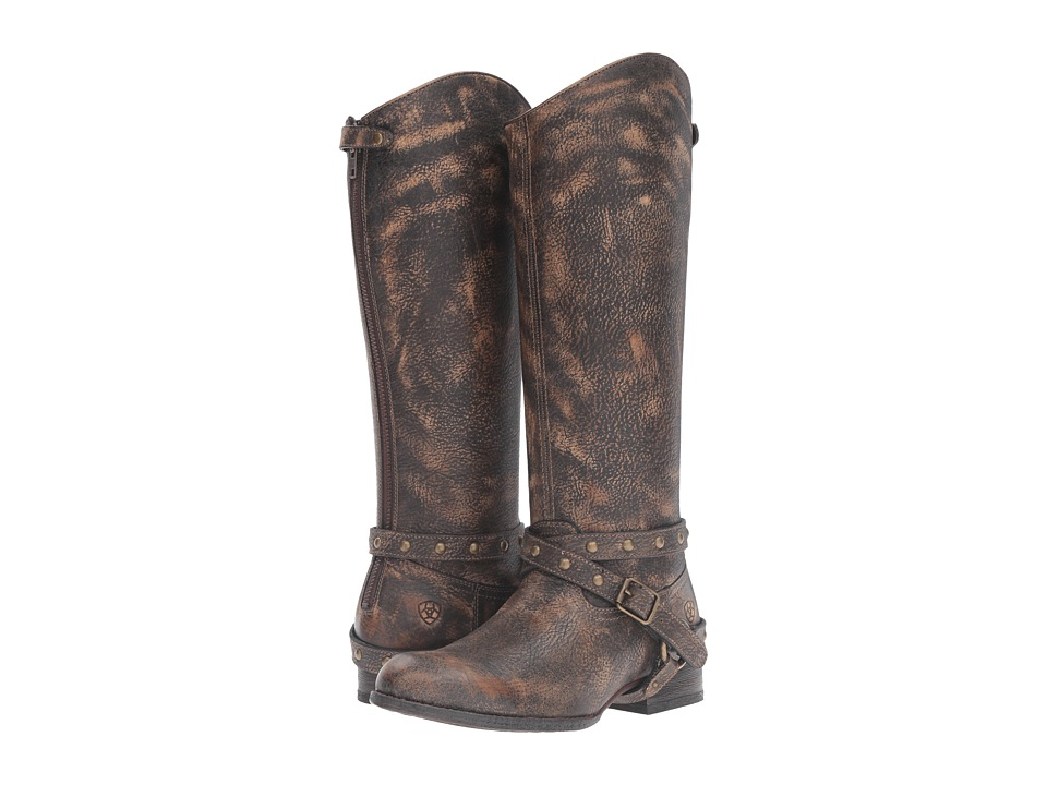 Ariat - Manhattan (Brooklyn Brown) Cowboy Boots