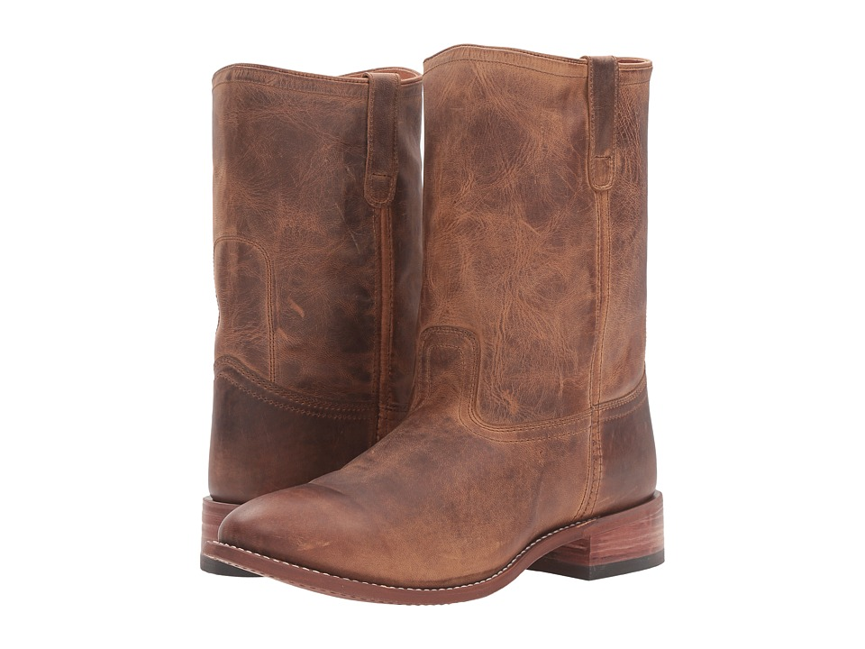 Dingo - Stewart (Tan) Cowboy Boots