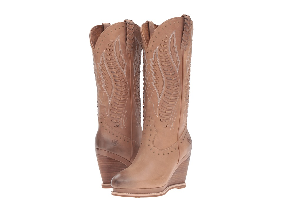 Ariat Nashville (Burnt Sugar) Cowboy Boots
