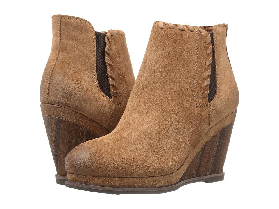 Ariat Belle (Soho Sand) Cowboy Boots