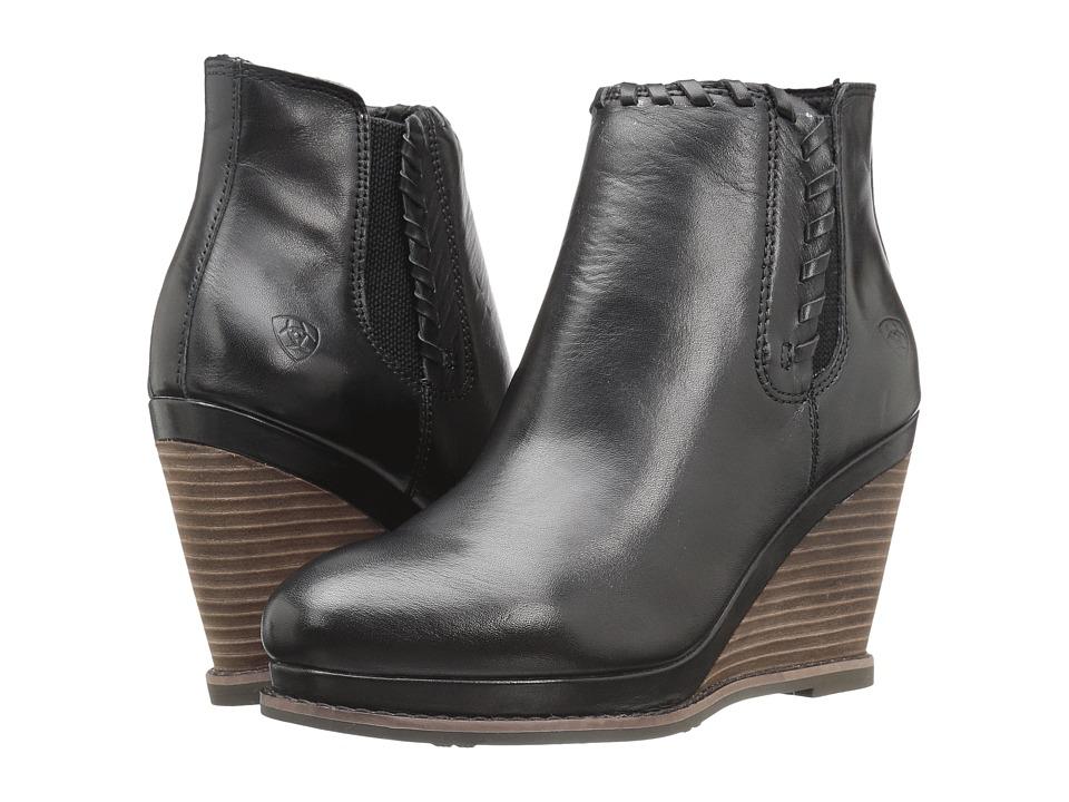 Ariat - Belle (Limousin Black) Cowboy Boots