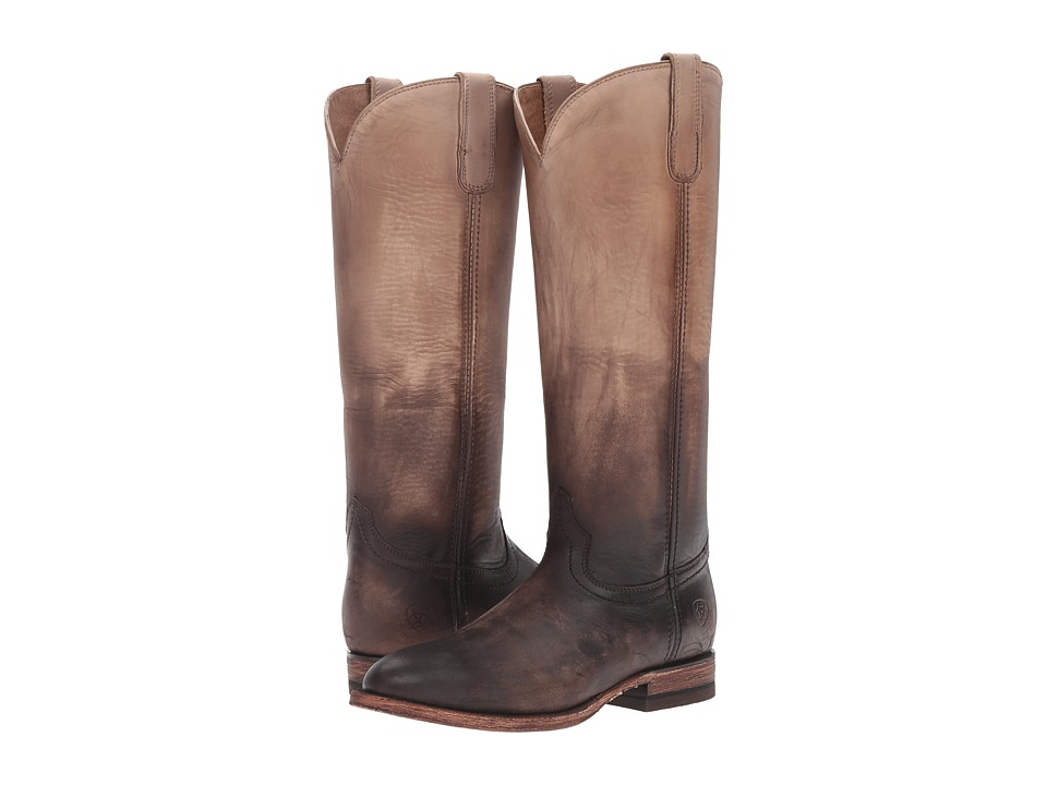 Ariat - Ombre Roper (Ombre Chocolate) Cowboy Boots