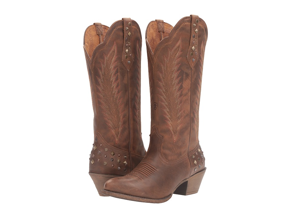 Ariat Dusty Diamond (Tawny) Cowboy Boots