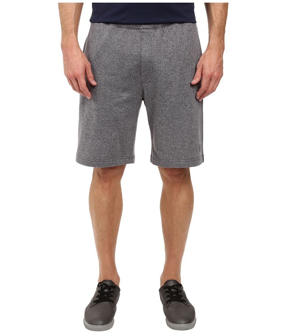 TravisMathew - Dover (Heather Quiet Shade) Men's Clothing
